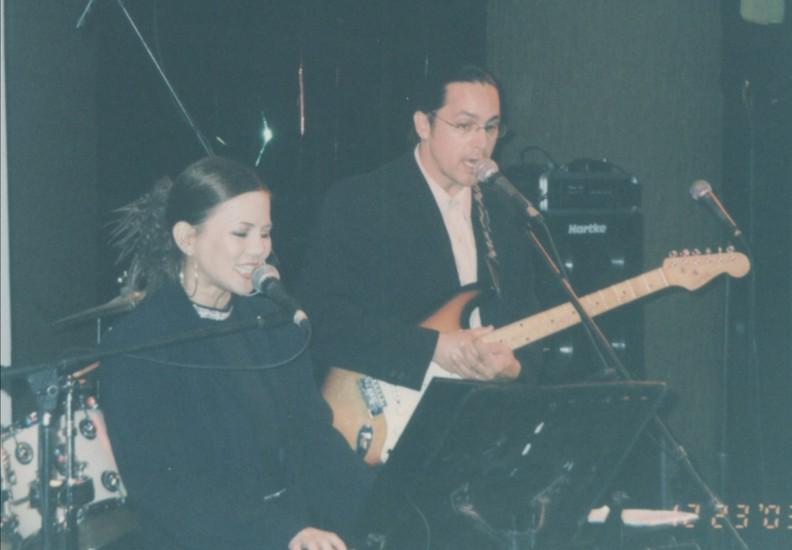 Paul and Pam Petersen